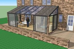 PART LEAN-TO